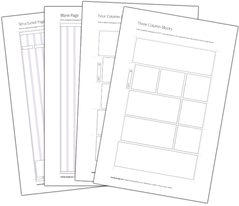 Wireframing Toolkit